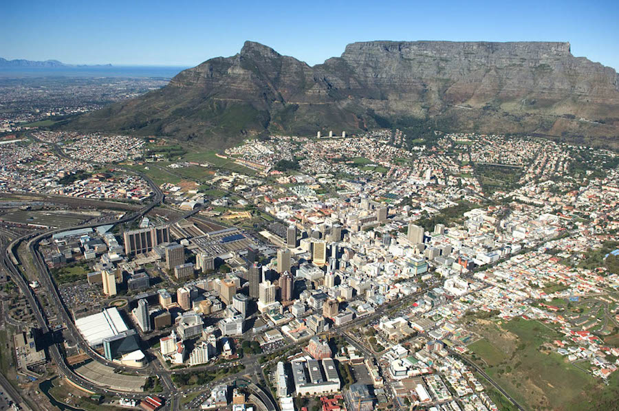 Cape Town City Centre 1