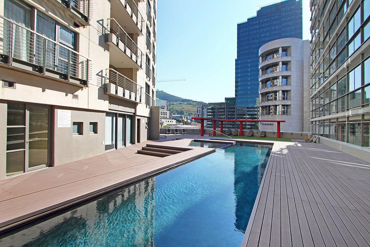 Icon Studio Apartment Cape Town Holiday Villas