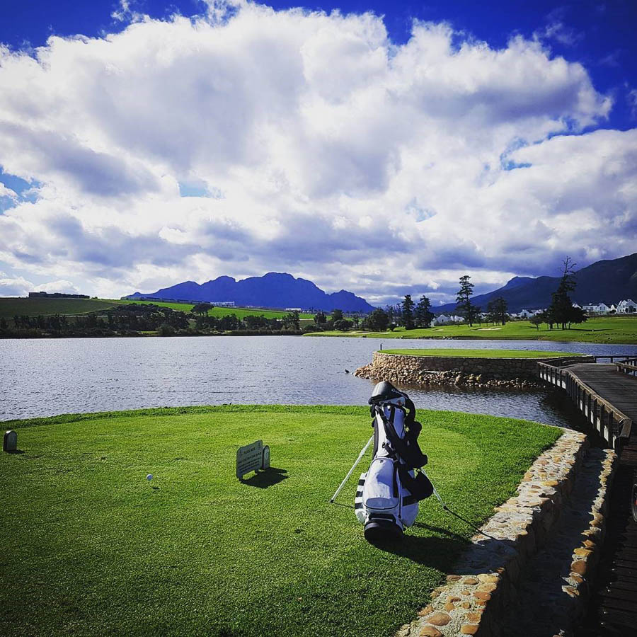 best golf courses in and around cape town cape town luxury villas
