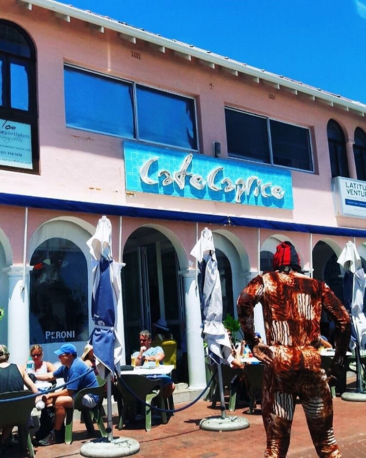 Top 10 Outdoor Restaurants to enjoy in Cape Town