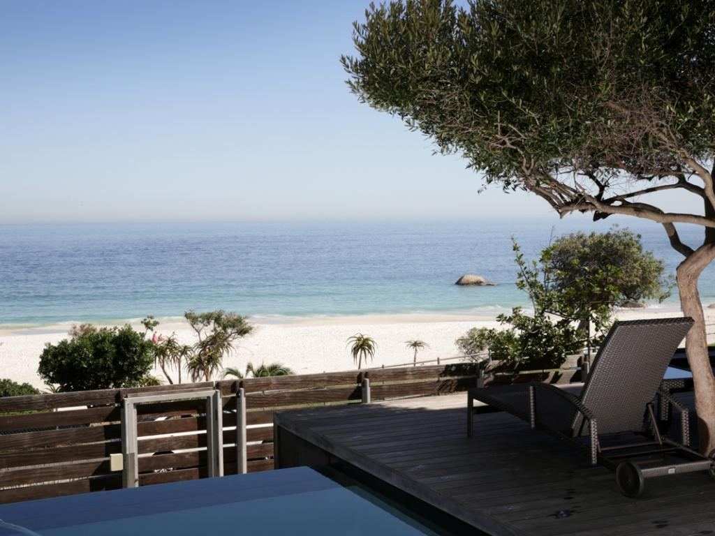 Beach Villa Mouille Point Cape Town
