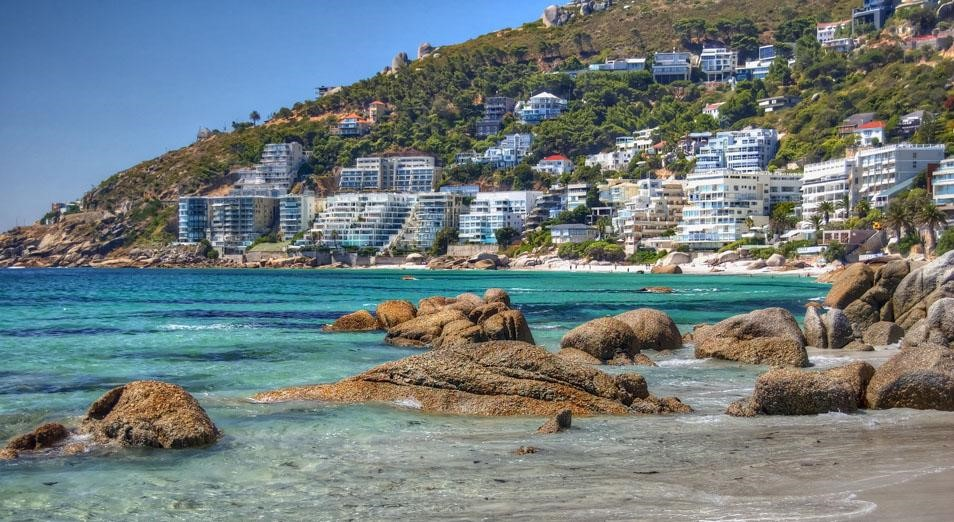 Why Clifton is world-famous for its beaches