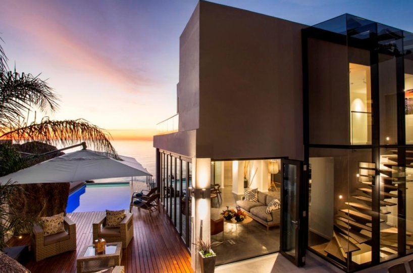 Bantry Bay Views Villa in Cape Town