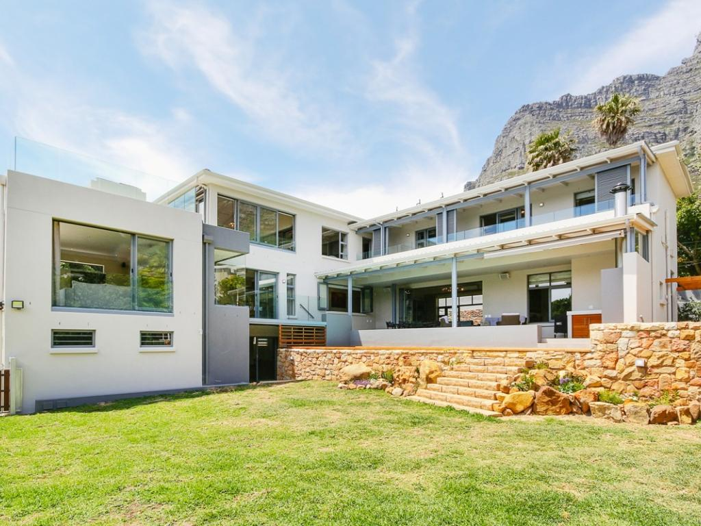 Horak Home Camps Bay Holiday Villa Cape Town South Africa