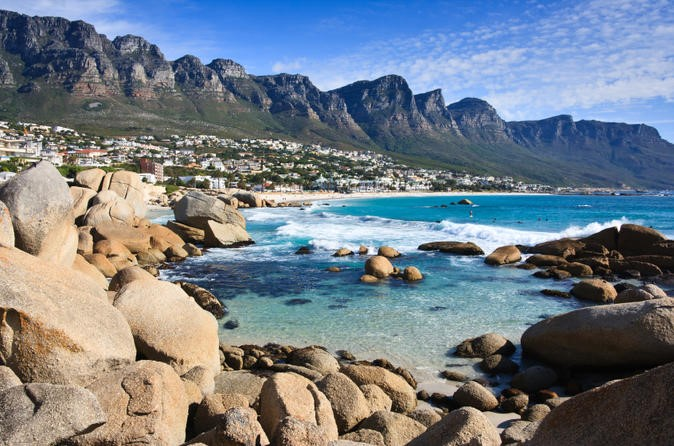 Cape Town Atlantic Seaboard