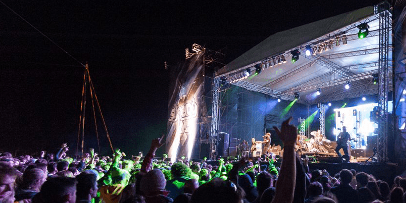Festivals and concerts in and around Cape Town this December