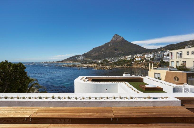 Beta Beach in Bakoven | Cape Town Holiday Villa Accommodation