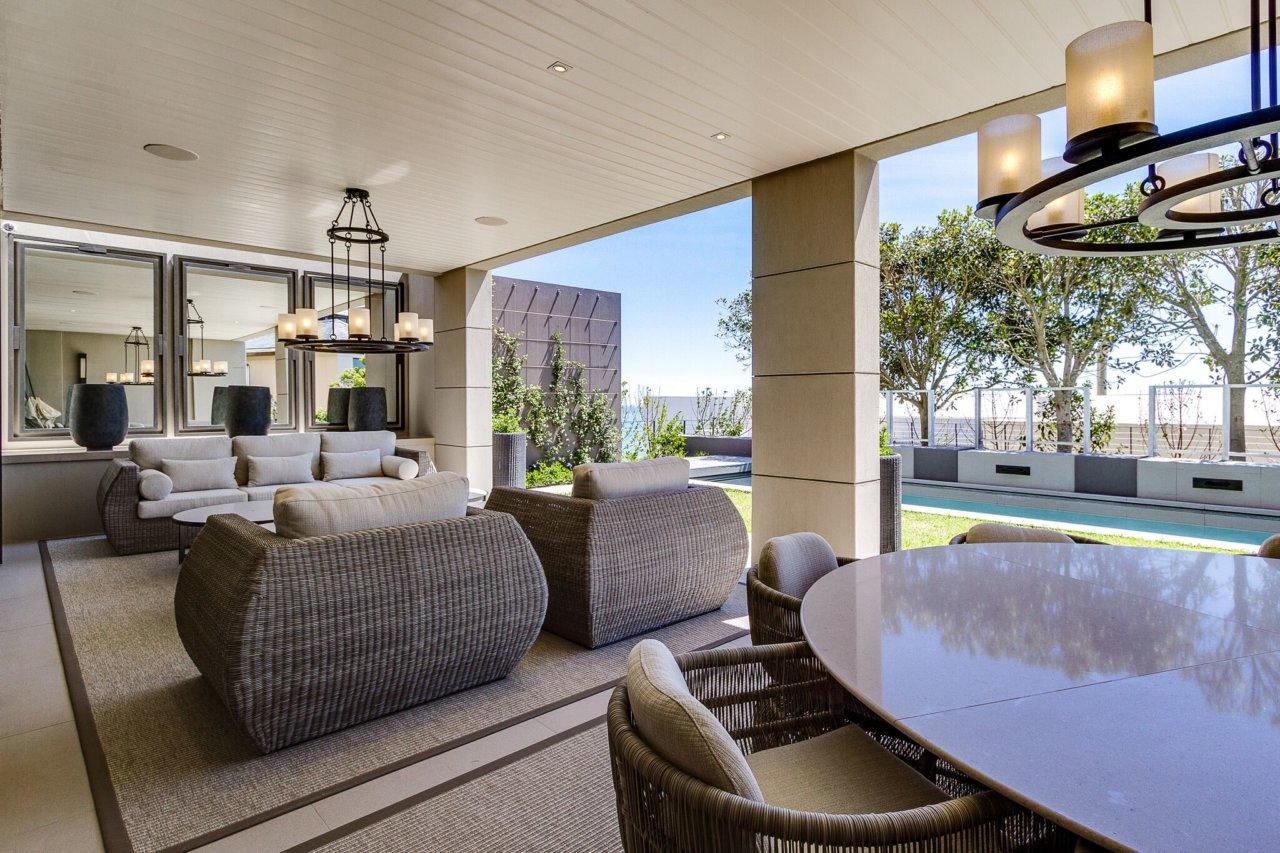 Villa Nala Luxury Accommodation Bantry Bay Cape Town